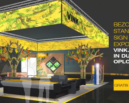 BEElite partners with Vink Signs & Graphics op Sign & Print Expo .19